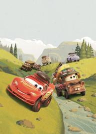 Komar Into Adventure IADX4-034  Cars Camping 200cm x 280cm hoog
