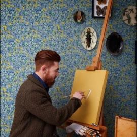 behang BN Wallcoverings Van Gogh 17150