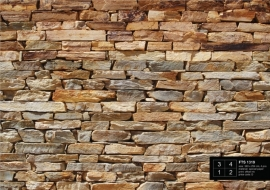 Fotobehang AG Design FTS1319 Bricks