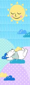 Komar fotobehang DX2-083 Winnie Pooh Take A Nap