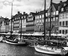 Fotobehang City Love CL47B Copenhagen