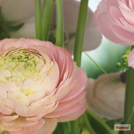 Komar 8-894 Gentle Rosé