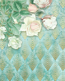 Komar X4-1002 Rose Poem 200 x250cm