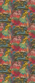 Khrôma Kimono DGKIM301 Dragon afm. 127cm breed x 300cm hoog