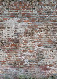 Wallprint AK1049 stenen muur