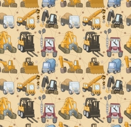 Dutch Digiwalls Fotobehang - Olly art. 13017 The Workx