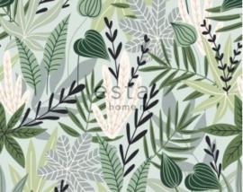 Esta Jungle Fever wallpaper XXL 158894 scandinavian leaves