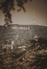 Fotobehang City Love CL06C Hollywood