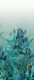 KhrômaTribute DGTRI1021 afm. 127cm x 300cm hoog Jungle