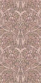 Eijffinger Carmen Wallpower 392575 Rosario Tiles Pink