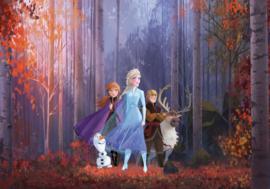 Komar Into Adventure IADX8-005 Frozen Autumn Glade 400cm x 280cm hoog