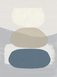 Eijffinger Bold 395892 Wallpower Balancing Rocks