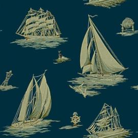 Ralph Lauren Singature Islesboro PRL5024/03 Down Easter Boats