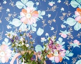 Behang Eijffinger Rice 359044 bloemen