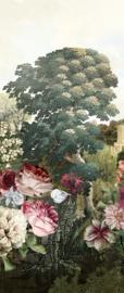 Khrôma Kent DGKEN2012 Sissinghurst Claret afm. 127cm breed x 300cm hoog