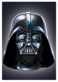 Wandsticker Starwars Darth Vader 14027