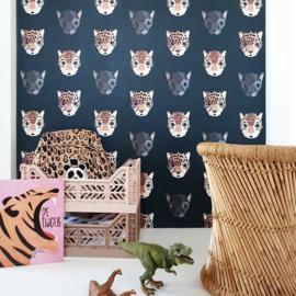 Studio Ditte Panthera behang donker