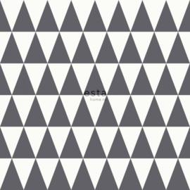 Esta Boho Chic 148672 grafisch geometrische driehoek