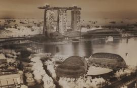 Fotobehang City Love CL69C Singapore