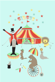 Esta photowall XL2 for kids 158703 Circus