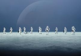 Komar fotobehang 8-444 Star Wars Scarif Beach