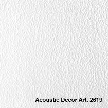 Intervos Acoustic Decor 2619 geluidsisolerende wandbekleding overschilderbaar