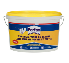 Perfax Wandlijm Vinyl en Textiel 5.0kg