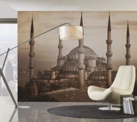 Fotobehang City Love CL41C Istanbul Ahmetmoskee