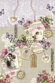 Fotobehang ColorChoc INK 6055 Romance