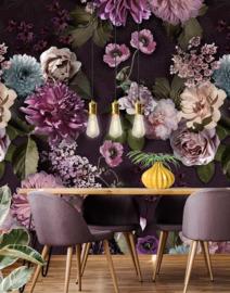 Floral Utopia INK7565 fotobehang afm. 200cm breed x 280cm hoog