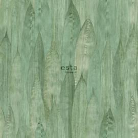 Esta Jungle Fever 151-138986 bladeren celadon