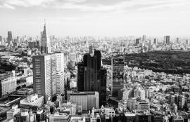 Fotobehang City Love CL65B Tokyo