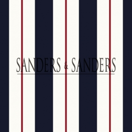 Behang Sanders & Sanders Trends&More 935213 strepen
