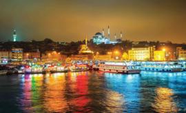 Fotobehang Turkije Bosporus