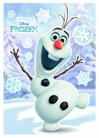 Wandsticker Olaf 14047