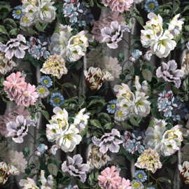 Designers Guild PDG1038/01 Delft Flower Grande Sky