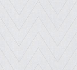 Living Walls Hygge 36384-1 visgraat streep