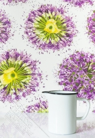 Fotobehang Wallpaper Queen ML231 bloemen