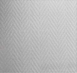 Glasweefselbehang 25.0mtr motief fijne visgraat