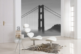 Fotobehang City Love CL40B San Francisco Golden Gate Bridge