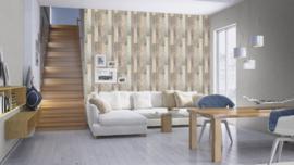 Behang Factory 941623 planken