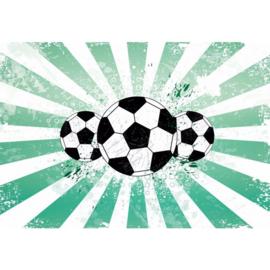 Fotobehang Football Stars II
