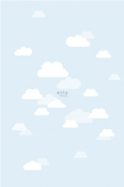 Esta photowall XL2 for kids  158842 Clouds