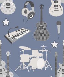 Behangexpresse Thomas - 27141 muziekinstrumenten