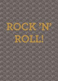 Eijffinger Rice 383600 Fotobehang Leopard Rocks Silver