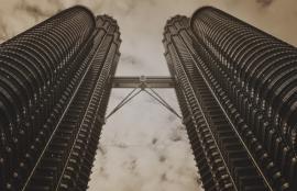 Fotobehang City Love CL95C Kuala Lumpur