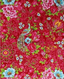 Eijffinger Pip Studio behang 313055 Flowers in the Mix Rood