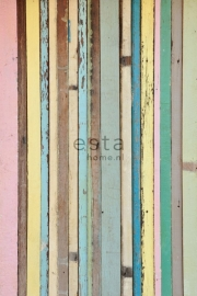 Esta Photowall XL 157703 Painted wood