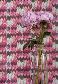 Fotobehang Wallpaper Queen ML202 knitting