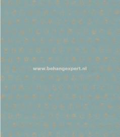 Eijffinger PiP Studio behang 375032 Zeeblauw